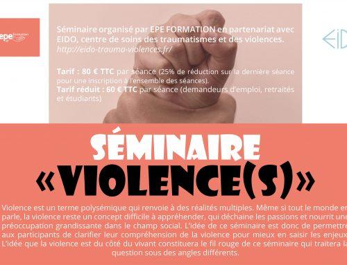 Séminaire «Violence(s)»