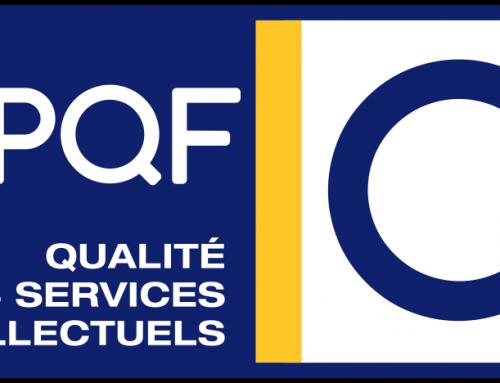 Renouvellement de notre qualification OPQF