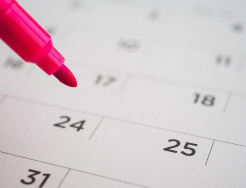 Nouvelles dates pour le 2ème semestre 2020 !!
