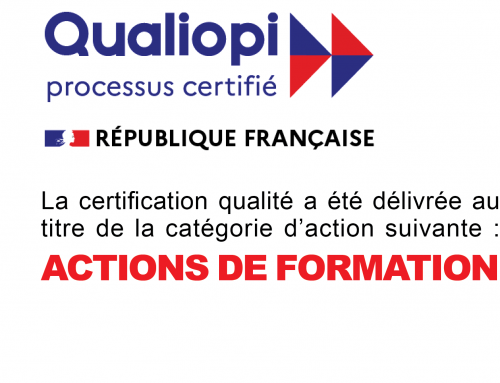 Obtention de la certification QUALIOPI